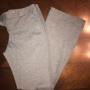 gray express editor dress pants size 8r
